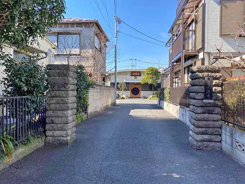 長源寺 入口