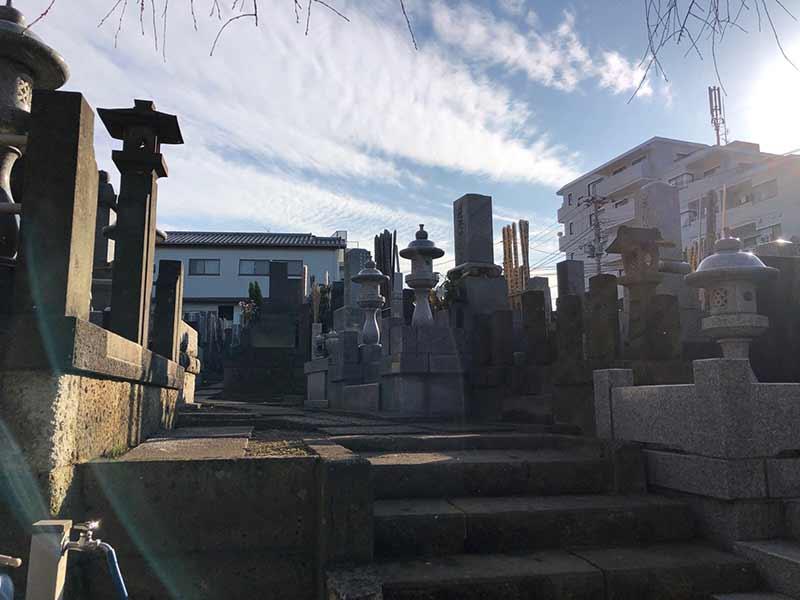 樹林寺墓苑