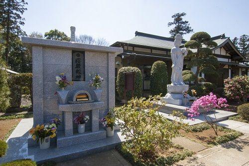 龍泉院 永代供養墓