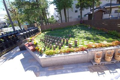 平等寺 永代供養墓・樹木葬 永代供養付き樹木葬