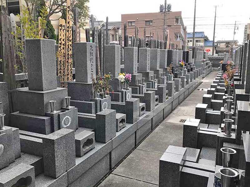 宝持院墓苑 永代供養墓・樹木葬