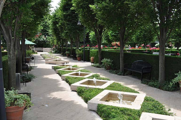 花小金井ふれあいパーク 花と緑と水のパーク内