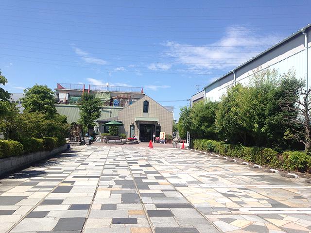 高島平霊園 ゆとりのある駐車場