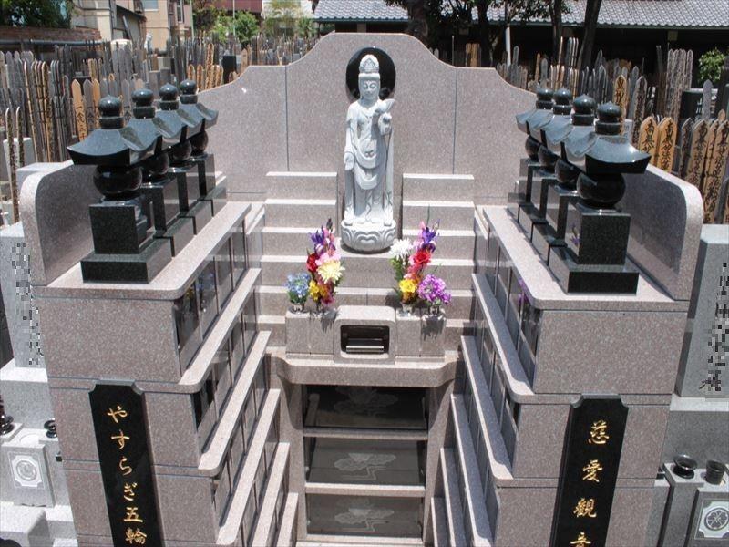 妙善寺墓苑 永代供養墓