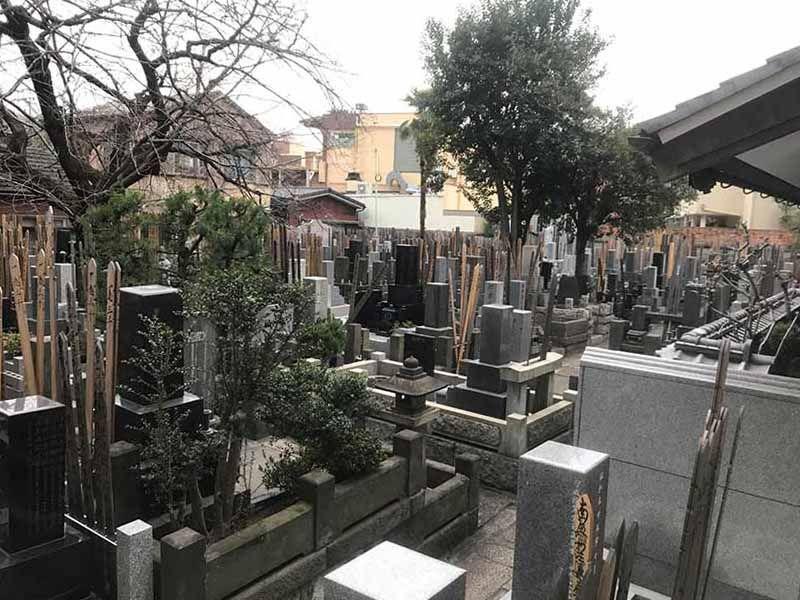 妙善寺墓苑