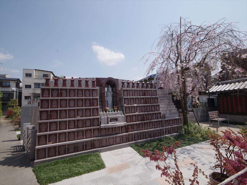 眞乗寺東墓地 永代供養墓・樹木葬 永代供養付き個別墓
