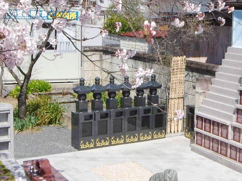 深廣寺 永代供養墓・樹木葬 永代供養付個別墓【冥福五輪塔】