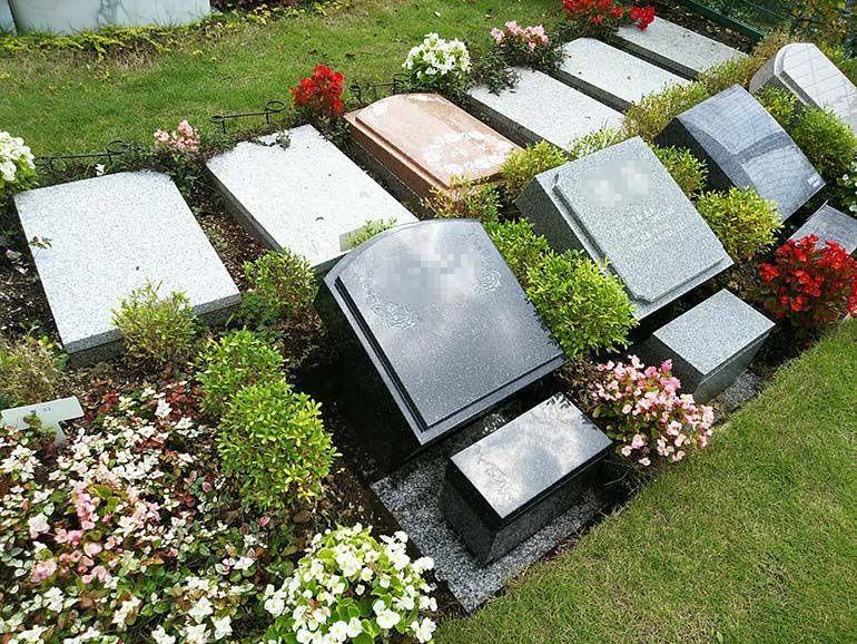 西東京墓苑 家族で利用できる永代供養墓