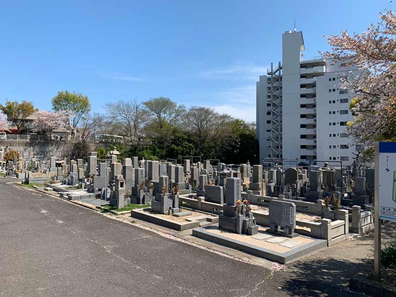 高松市営 摺鉢谷墓地