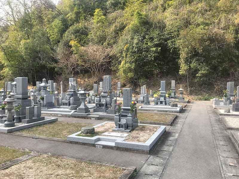 岡山市営 瀬戸町南霊園