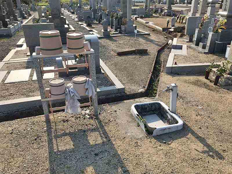 岡山市営 曾根墓地