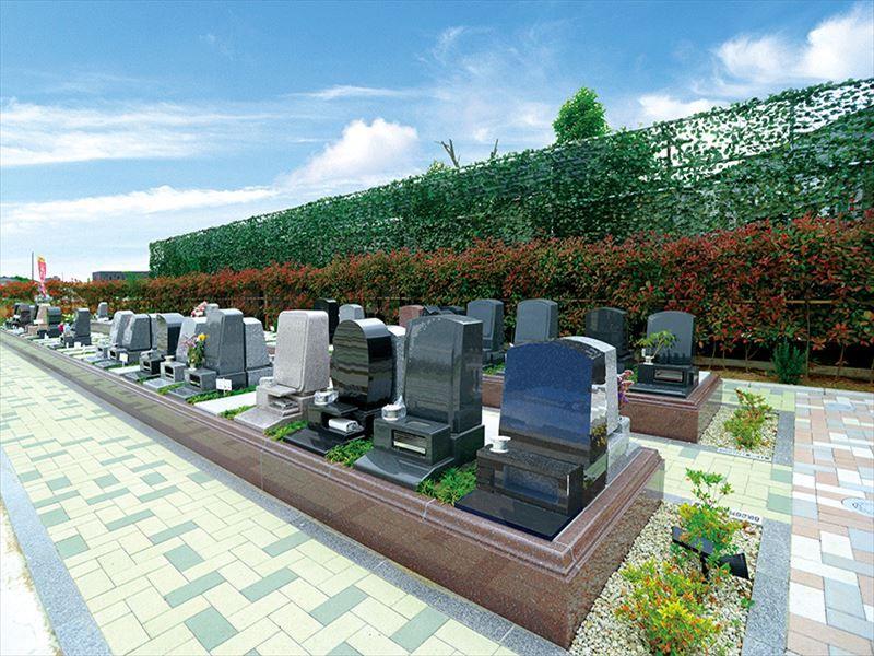 吉川霊園 テラス墓所