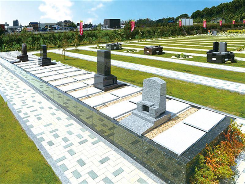 吉川霊園 新テラス墓所