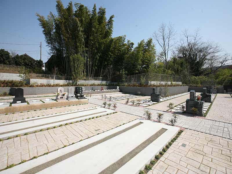 川口中央霊園の全区画ペットと眠ることができる墓所