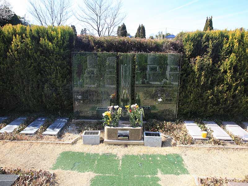 川口さくら霊園の永代供養墓「悠久の碑」