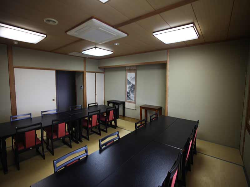 東京霊園 会席室②