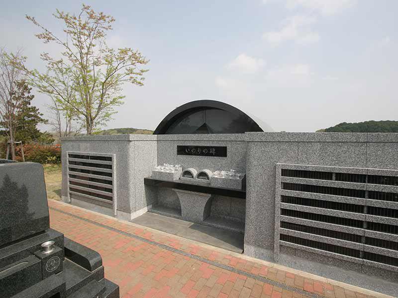 横浜あさひ霊園 永代供養墓「いのりの碑」