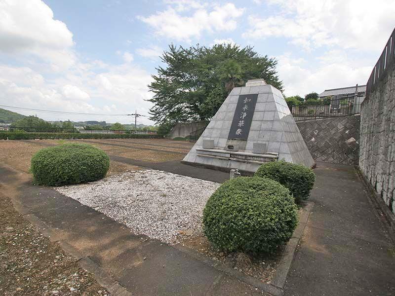 小川町青山メモリアルパーク 苑内供養碑