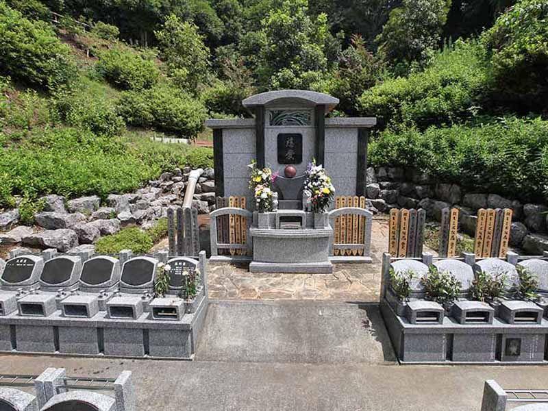 秋川霊園 鹿光墓苑ペット供養も可能