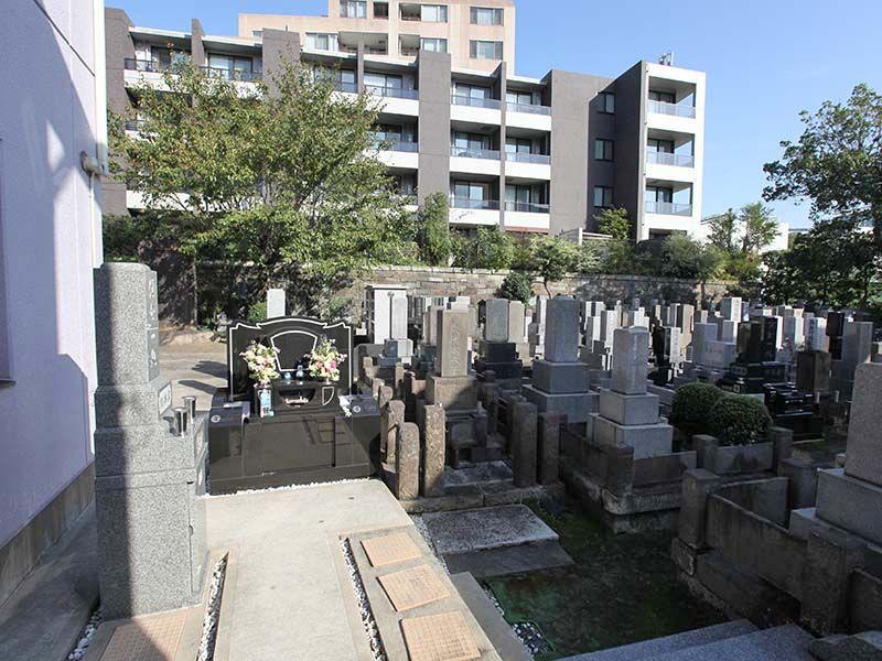 高輪 正源寺墓苑