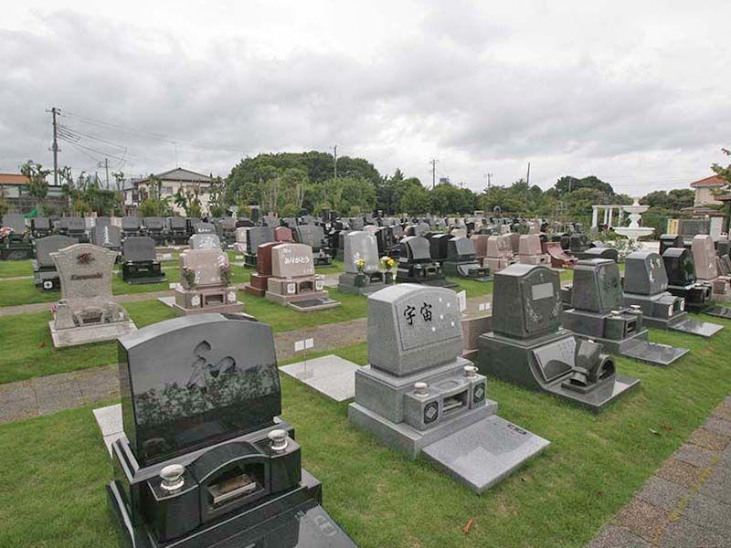メモリアルパーク花の郷聖地 相模大塚 ゆとがある墓域