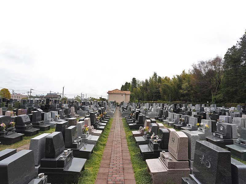 陽光台霊園 ゆとり墓域