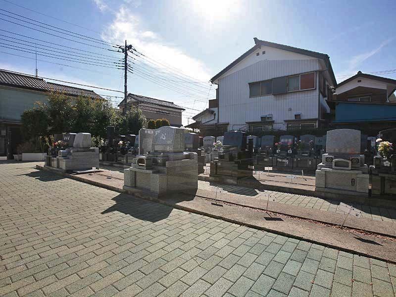 与野正圓寺墓苑 販売中の区画
