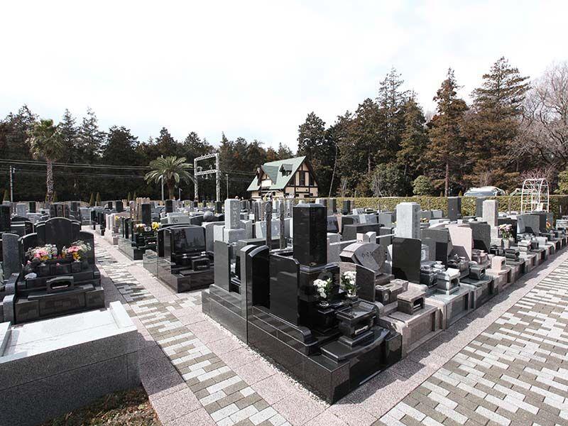 大和中央霊園 和型・洋型墓石