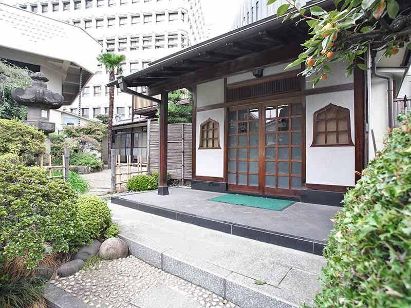 寳泉寺 風情ある建物