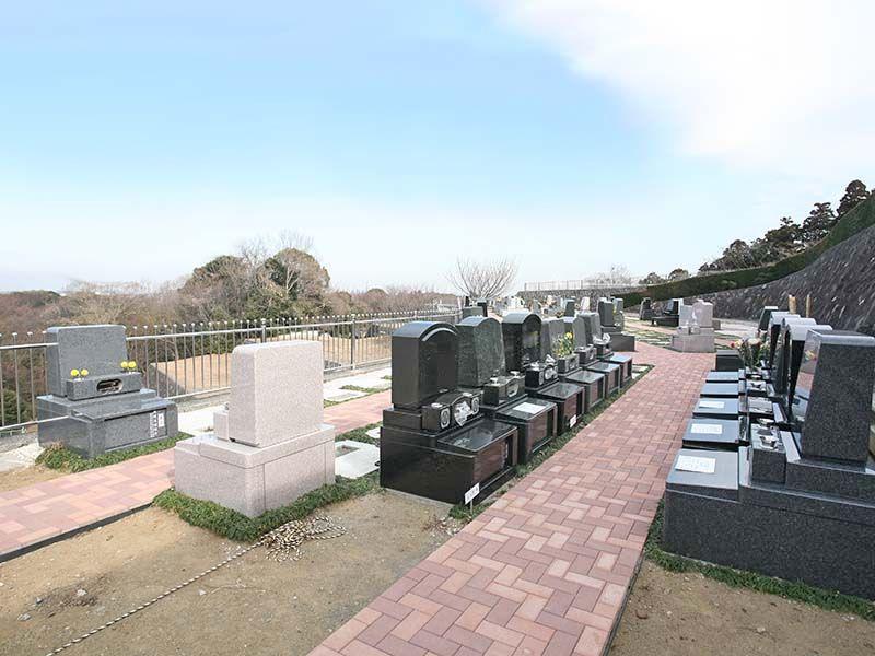 円海山メモリアル清浄園 開放的な空間