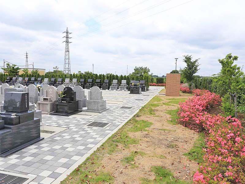 彩光浄苑 自然に囲まれたゆとり墓地