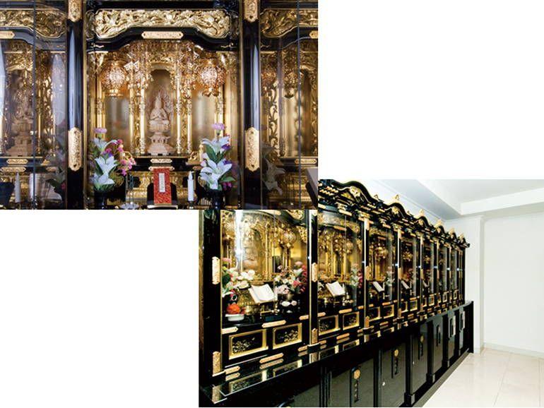 寶珠山 東福院 四ッ谷納骨堂 永代使用墓「大寿」