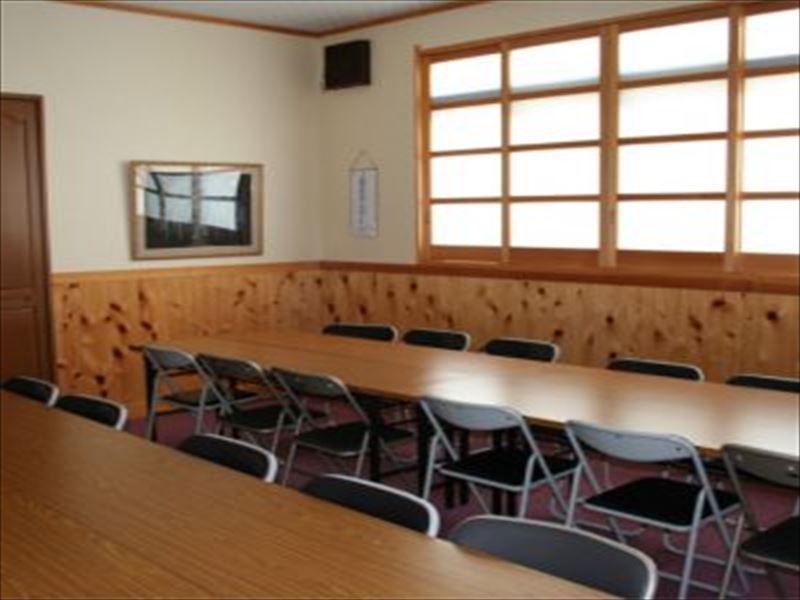 八千代聖苑 会食室