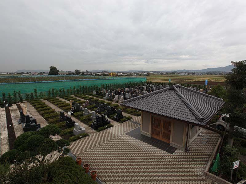 平塚中央霊園Ⅱ のどかな環境