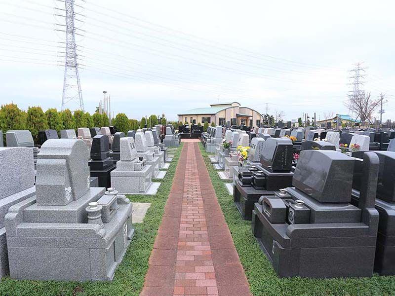 メモリアルパーク流山聖地 芝生墓所