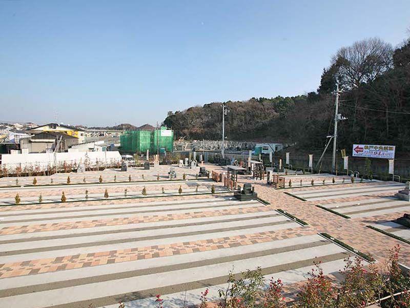 中和倉メモリアルひかりの郷 苑内風景