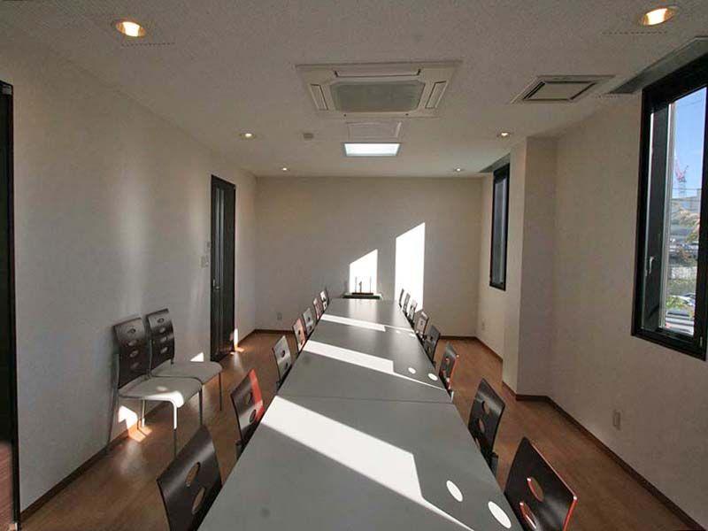 座間霊園 天空の郷 管理棟内の多目的ホール