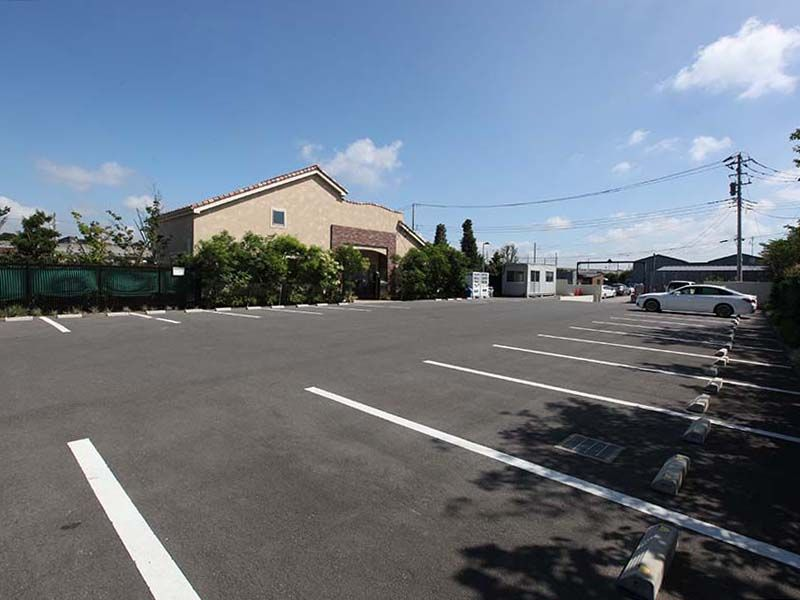 櫻乃里ふなばし聖地 駐車スペース