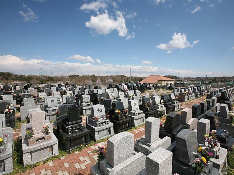メモリアルパーク緑の丘 四方ゆとり墓地区画