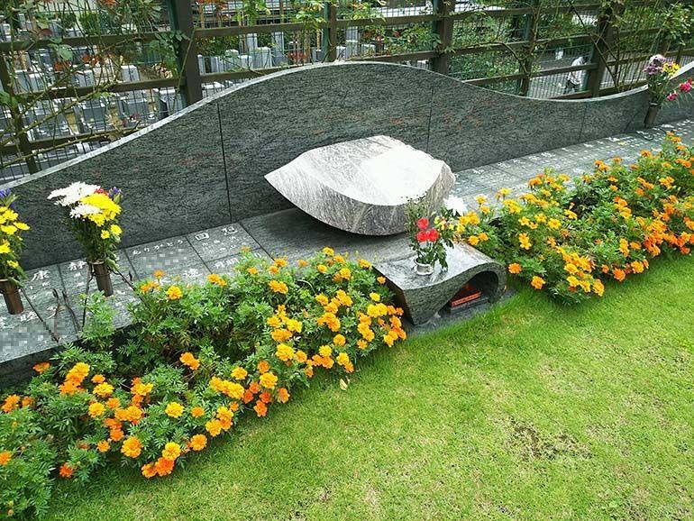 西東京墓苑 永代供養墓「絆」②
