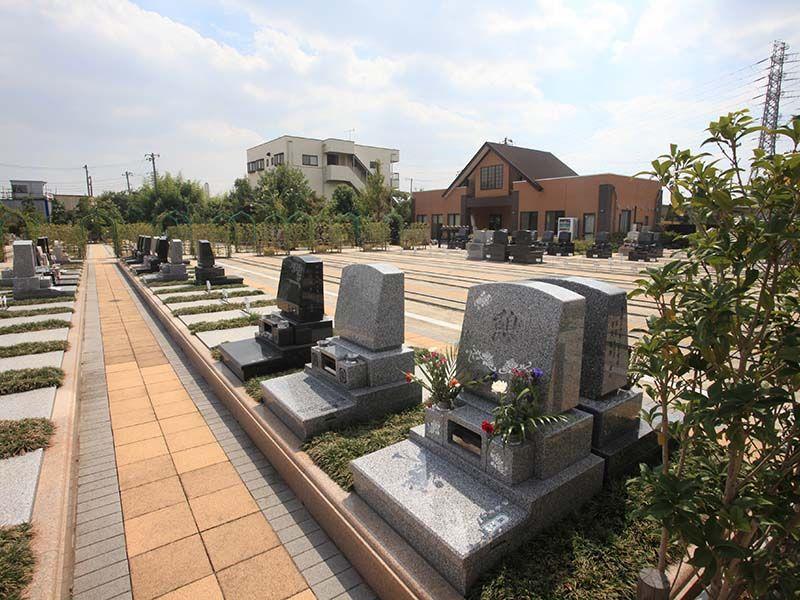 朝霞フォーシーズンメモリアル テラス墓地