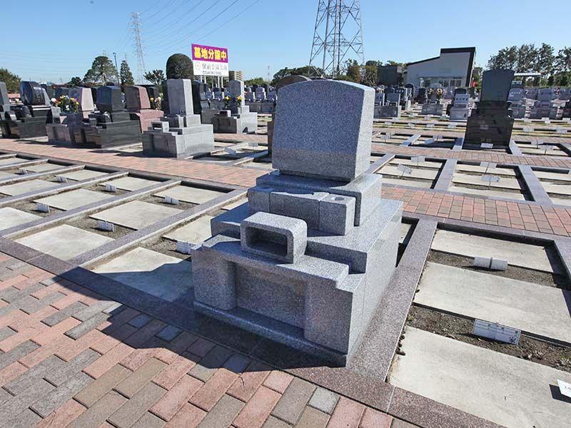 駅前霊園美南 新規募集中の墓地