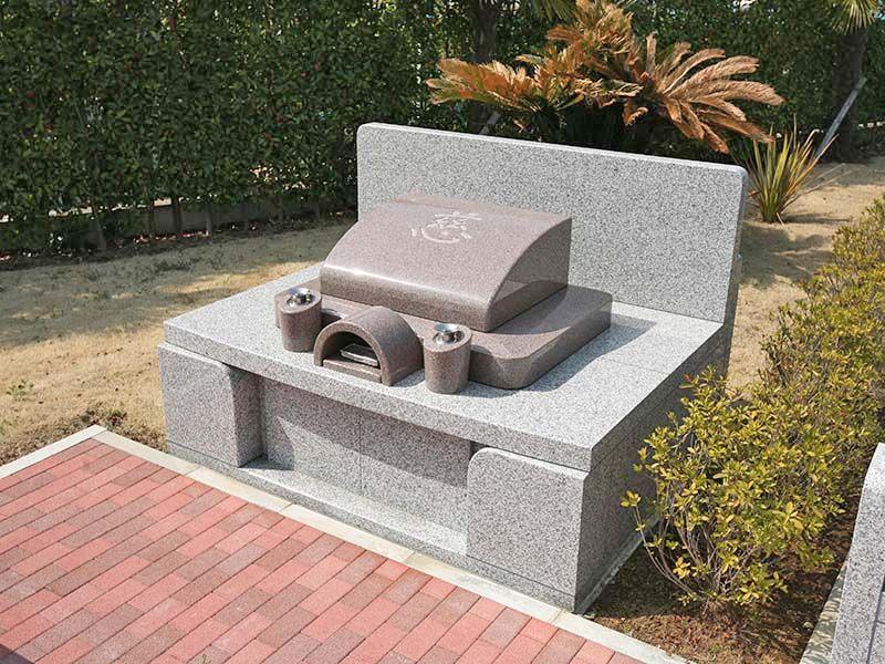 第二朝霞聖地霊園 永代供養墓