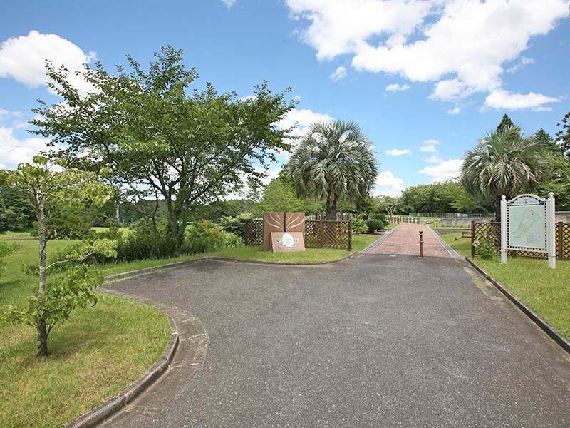 成田メモリアルパーク 園内はバリアフリー設計
