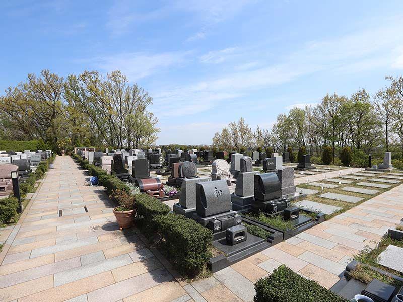 新ゆり天望の丘墓苑 ガーデン墓所
