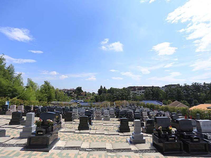 あざみ野浄苑 緑溢れる自然豊かな環境
