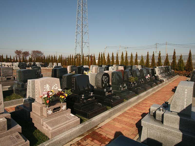 越谷しらこばと霊園 ゆとりあるテラス墓所