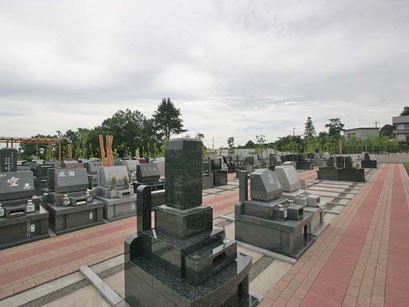 川崎清風霊園 「ゆとり墓所・自由墓所」