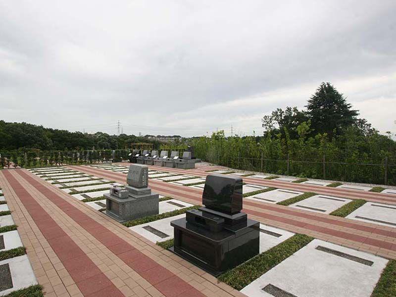 川崎清風霊園 「玉竜墓所」