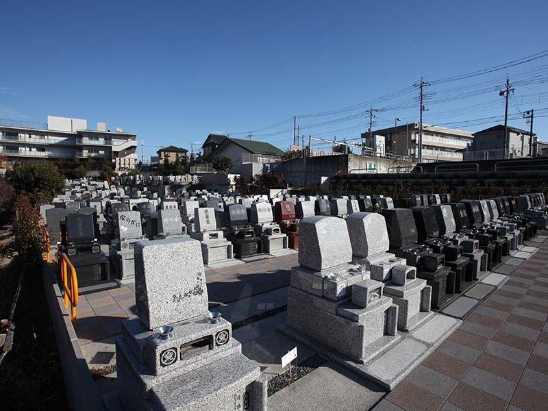 川口霊園かわぐちの杜の一般墓区画